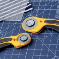Scissors and Rotary Cutters